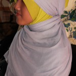 muslim woman hijab style #3  4 Stylish Ways to Wear your Hijab - pix and how to's right here! indonesia trip 0421