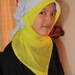 aMuslima how to wear square hijab  4 Stylish Ways to Wear your Hijab - pix and how to's right here! indonesia trip 056