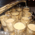 Ginger-Milk Drink
