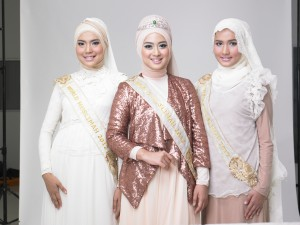 The World Muslimah 2012  and Runner Up